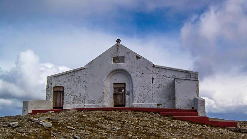 church croagh patrick