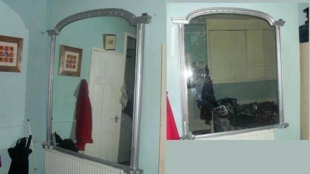 mirror for sale in this case clearly states that this large style mirror is haunted wall mirror sale sydney