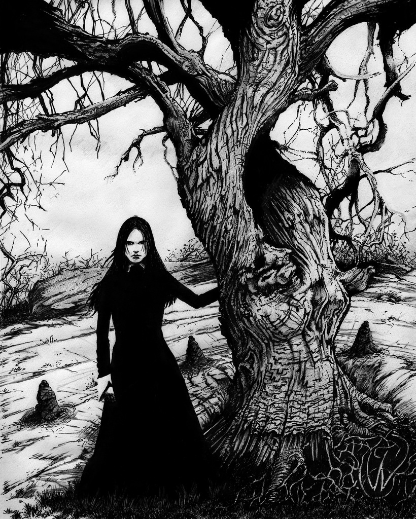 The Witch Of Osyth